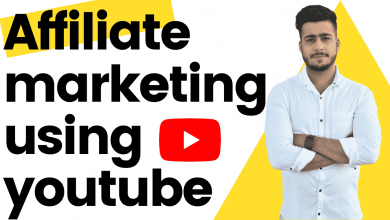 Photo of Earn money online with  affiliate marketing using Youtube